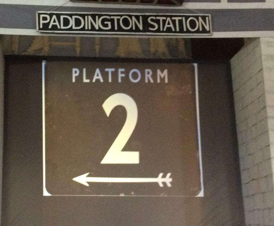 In which direction is platform 2?