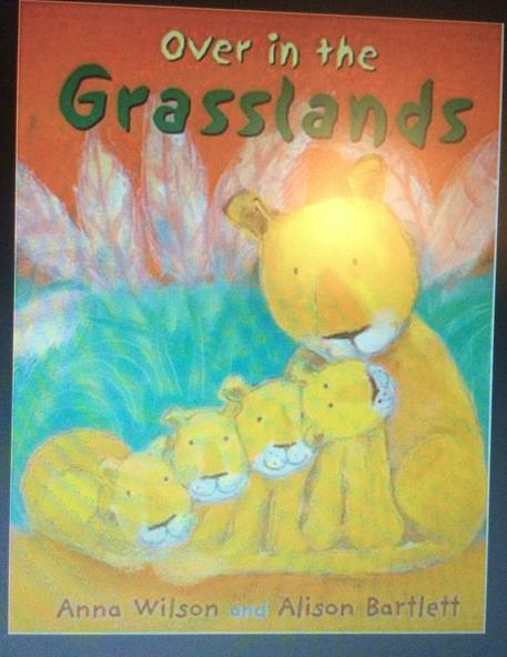 Written in rhyme. Explores habitats. Age 3-6yrs.
