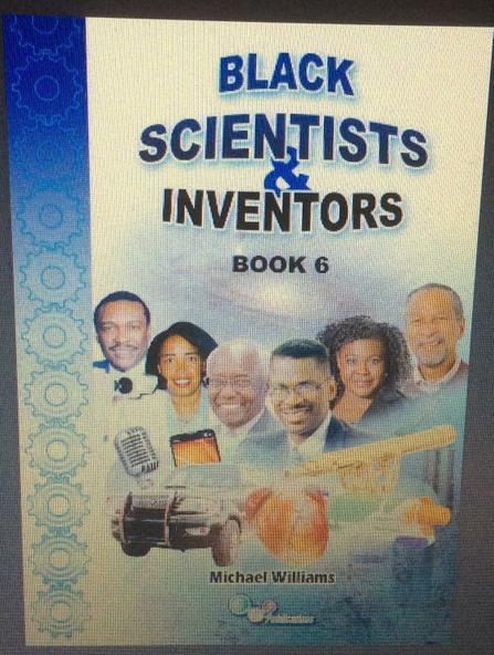 Book to encourage reading about scientists.Age 8+