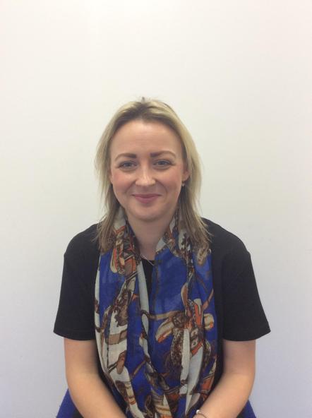 Teacher/ English Lead/ Student Mentor - Mrs Charlene Easom