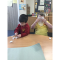 Exploring multi-sensory collage