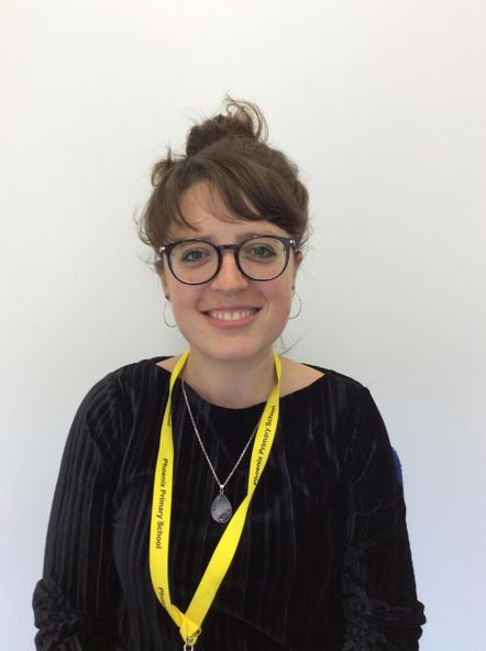 French & Music Teacher/Lead - Miss Corinne Andrew