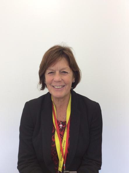 Head Teacher - Mrs Susan Jones