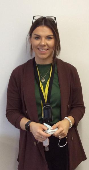 Teacher/ Maths Lead - Miss Sophie Conville
