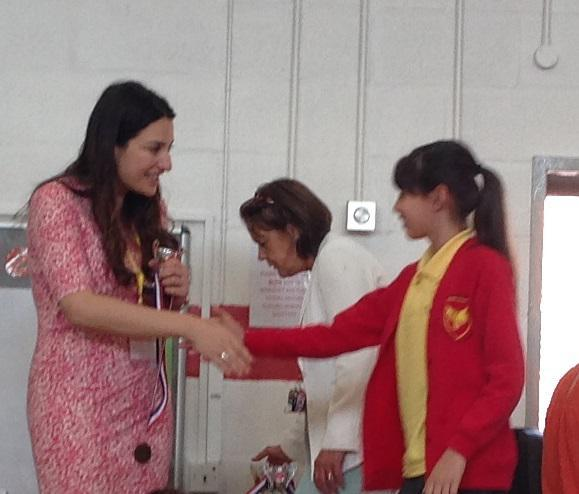 SILVA MEHHI: CLASS BEHAVIOUR AWARD