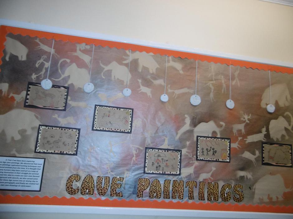 Y3 cave artwork