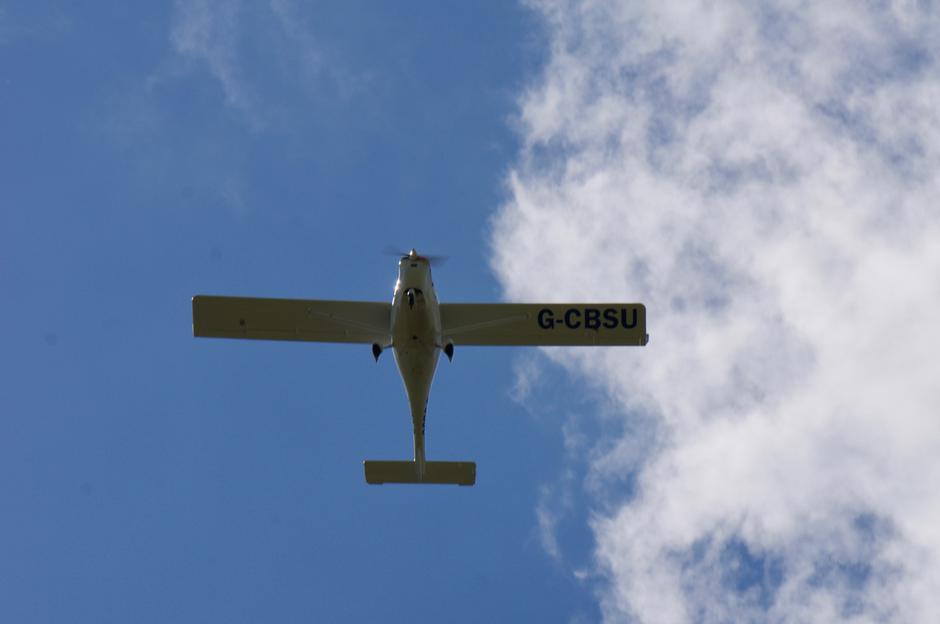 Fantastic, thanks York flying club