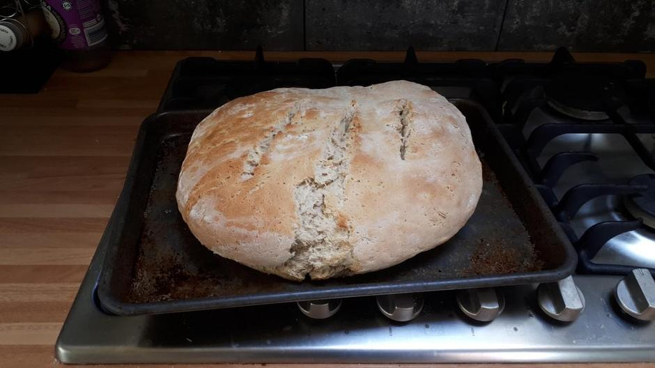 Mrs Esse's bread!