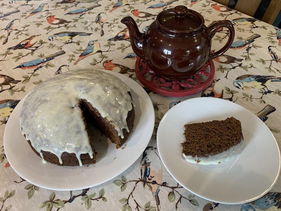 Mrs De Barr's Jamaica, Ginger Cake!