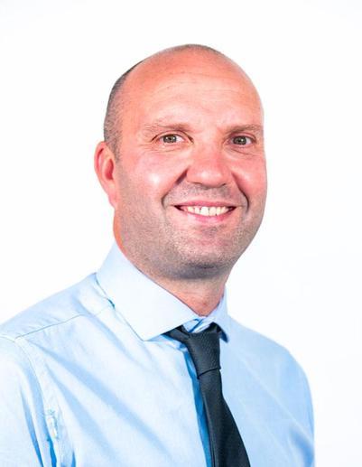 Andrew - Executive Head of School