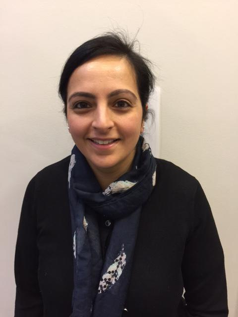 Miss Bansal - Teaching Assistant