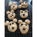 Harry's bear biscuits