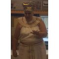 Visit from an Ancient Egyptian High Priestess