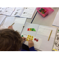 Making 3 digit numbers in different ways