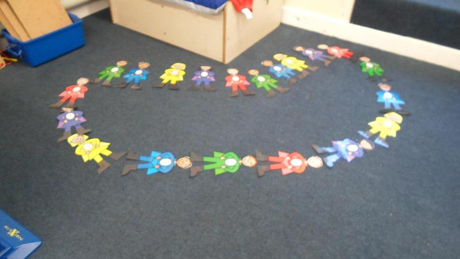 Superhero Counting