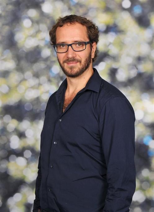 Mr Ben Richardson    Lower KS1 Teacher