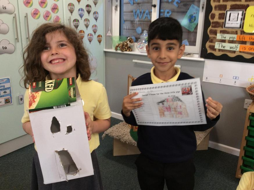 Using our design to make a house