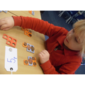 In Maths, we have been using 1p, 2p and 5p coins.