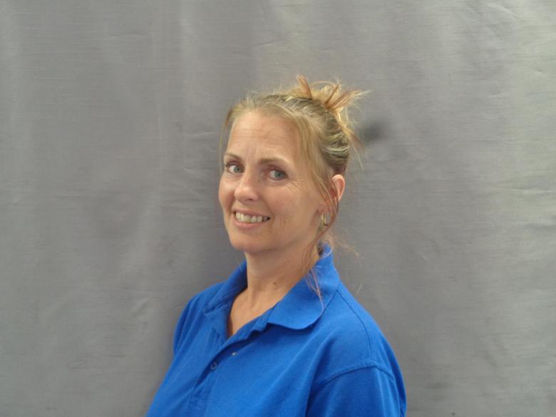 Mrs Trudi Sandford - EYFS Worker