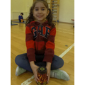 Reception using Speed Stacking Cups in PE
