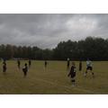 Year 6 Football vs Lake Farm