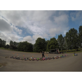 Year 1 working with Hawks BMX on balance bikes