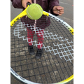 Year 2 Tennis