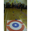 Year 3 & 4 New Age Kurling Event