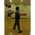Year 5 & 6 Indoor Athletics Club