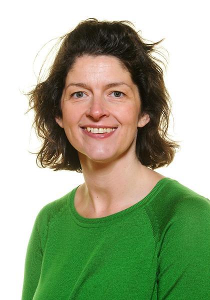 Catherine Pride: Class Teacher & English Lead
