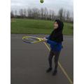 Year 4 Tennis