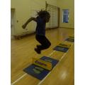 Year 3 & 4 Indoor Athletics Club