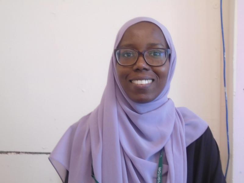 Zenab Hassan - Class Teacher