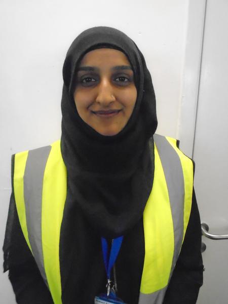 Sabrina Janmohamed - Apprentice Teacher