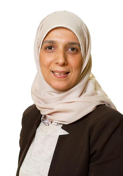 Hassiba Al-Shukairi