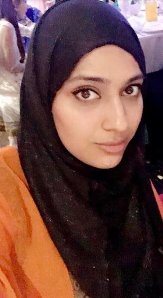 Sobiya Ahmed: 1:1 Learning Support Assistant
