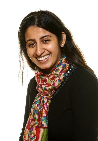 Sonal Surana: Class Teacher