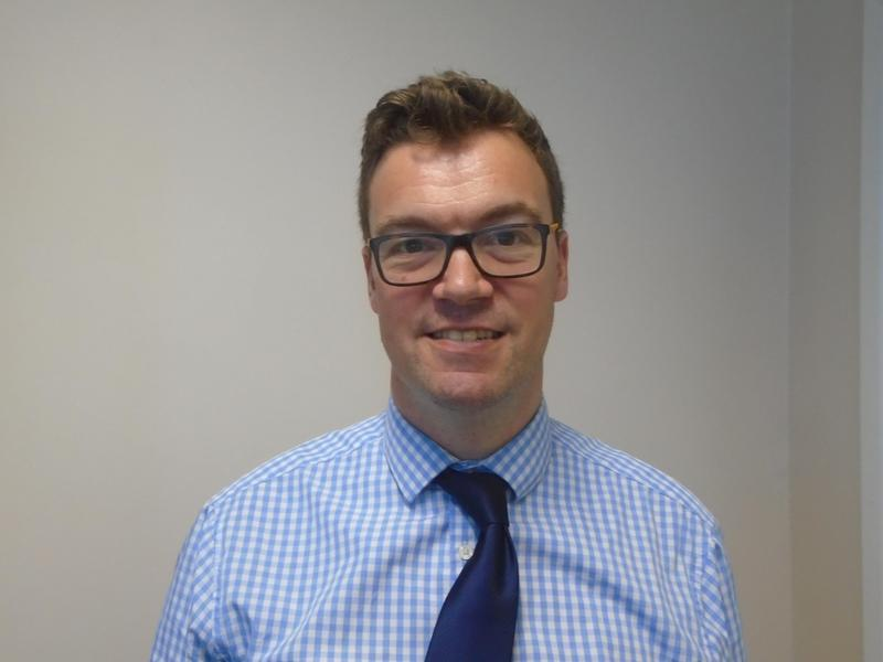 Andrew Connell: Senior Vice Principal, Deputy DSL, Director of Maths & Assessment