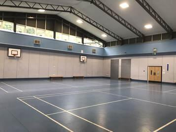 PASS Centre hall
