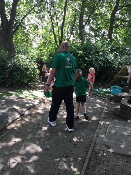 Exploring Our Garden Environment