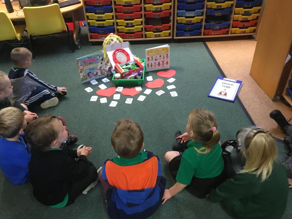 Circle Time With The Wish Fairy