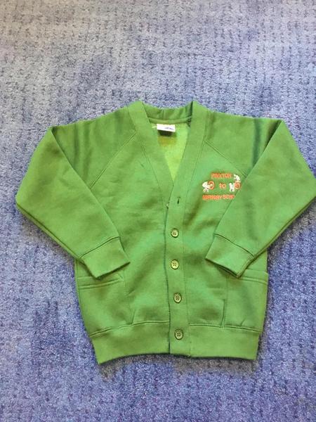Nursery Cardigan