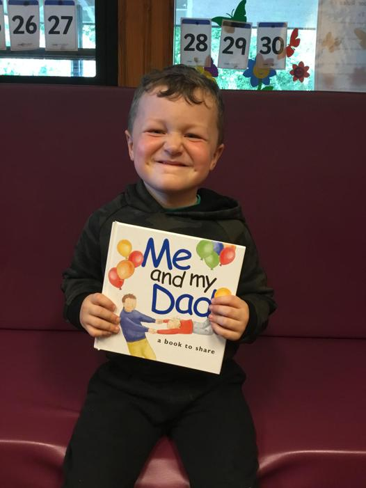 Reading Stories 'Me And My Dad'