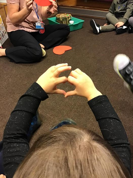 Making Heart Shapes