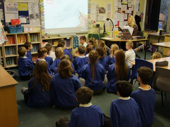 Year 5 Classrooms