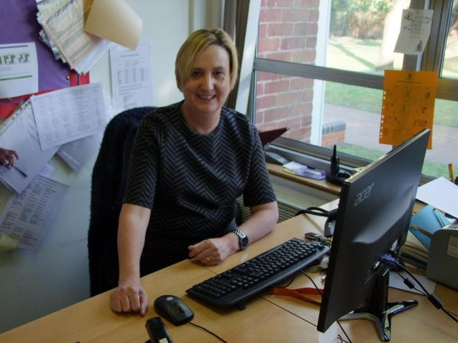 Mrs Barnard - Finance Officer