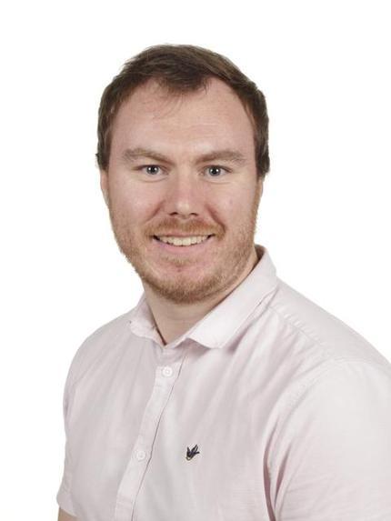 Mr C McConnell Year 4 Teacher