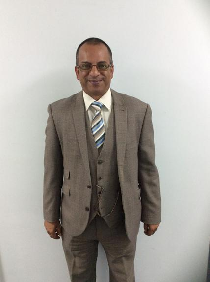 Mahmood Iqbal: Vice Chair of Governors Parent Governor (6/10/20 - 7/10/24)