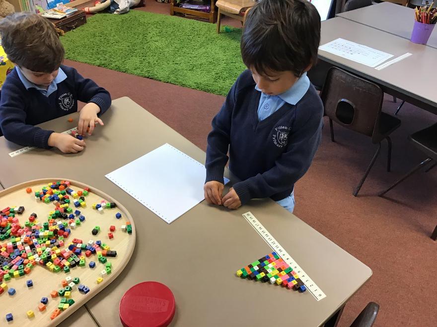 Hands on Maths activities