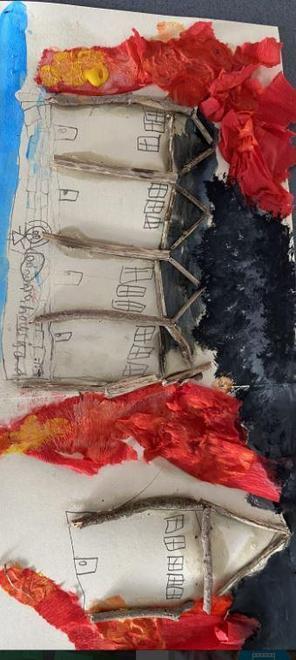 Fire of London Art